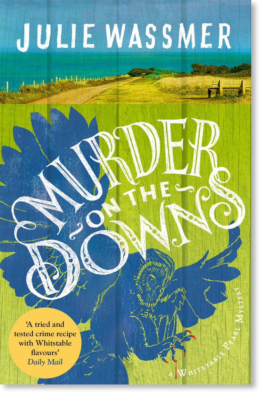 Cover design/series styling, hand lettering and illustration. For Constable Books.